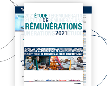 Étude de rémunérations 2021 - focus «Impacts Covid-19»