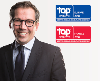 PageGroup certifié Top Employer
