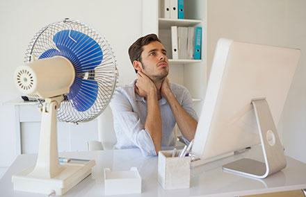 Comment s'habiller au bureau l'été ?