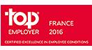 Logo de Top Employer logo