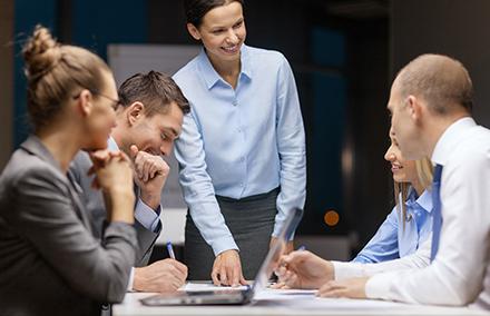 Les Managers de transition au cœur de la transformation des entreprises