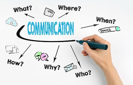 La communication comme clé pour manager